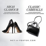 Net-a-Porter Handbags and Heels
