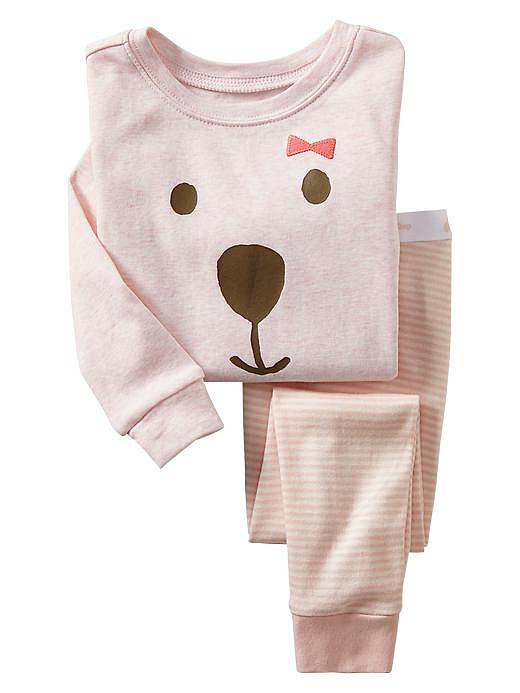 Gap Bear Bow Sleep Set
