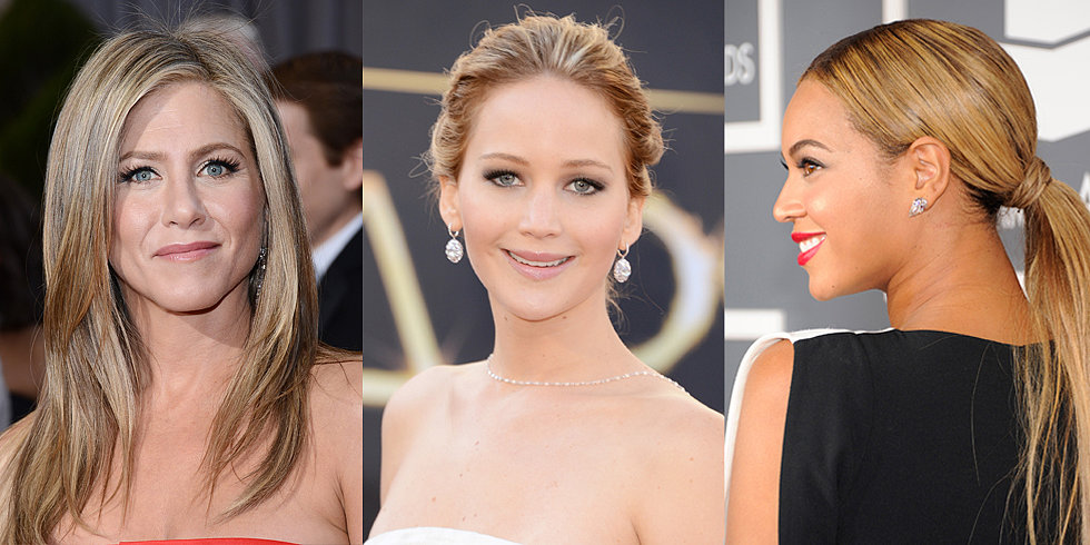 Award-Winning Beauty Looks From 2013's Red Carpets