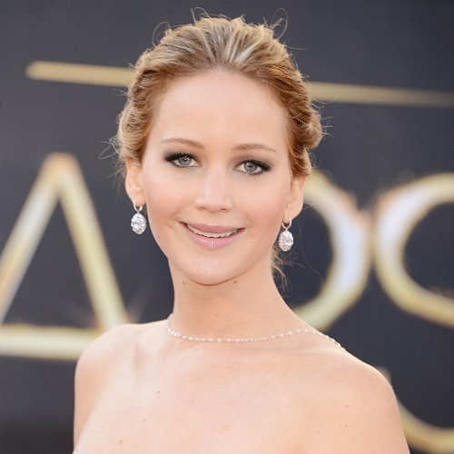 Best Celebrity Beauty Looks From 2013: Jennifer Lawrence