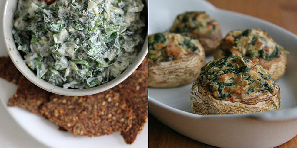 12 Holiday Appetizers That Don't Need a Resolution
