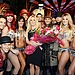 Britney Spears celebrated her official arrival at Planet Hollywood Resort and Casino in Las Vegas with a massive group of fans and a bouquet of flowers.