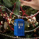 TARDIS Ornament
