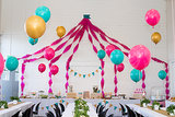 Crepe Paper Big Top