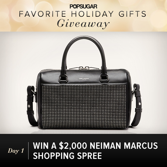 Neiman marcus giveaway december 2013 popsugar celebrity for Neiman marcus affiliate program