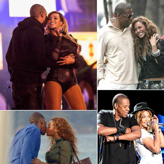 Crazy In Love: Beyoncé and Jay-Z's Cutest PDA Moments