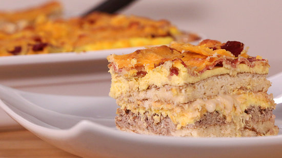 Pancake Lasagna: An Insanely Decadent Start to the Day