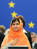 Malala's Reaction After Receiving the Sakharov Prize For Freedom of Thought