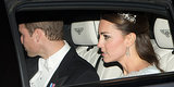 Kate Middleton Wears a Tiara Fit For a Queen
