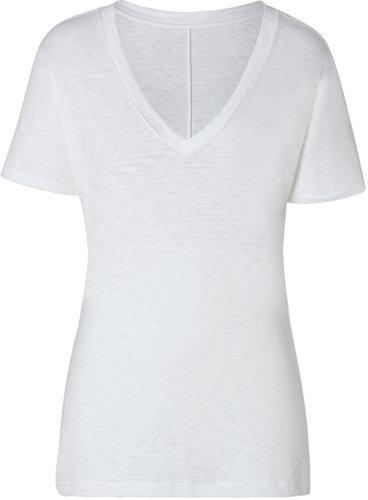 Rag & Bone The Jackson T-Shirt in Bright White
