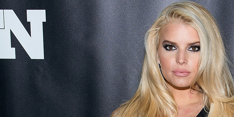 Jessica Simpson Brings Her Bombshell Side Out in NYC