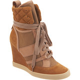 Chloé High Top Wedge Sneaker ($419, originally $695)