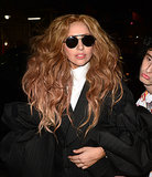 It looks like Lady Gaga stole Beyoncé's old wig . . .