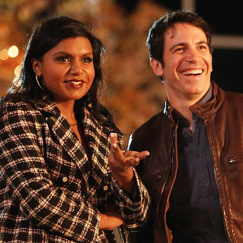 Danny Dancing on The Mindy Project