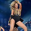 Celebrities at Beyonce's Concert in LA | Pictures