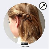 This zodiac-inspired bobby-pin design is a style bullseye. Source: Instagram user tresemme