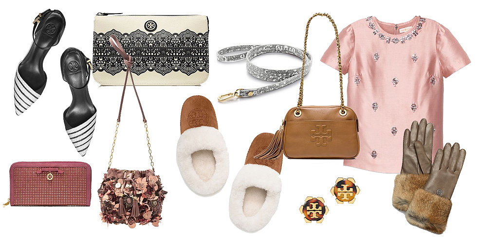We'd Like to Be on Tory Burch's Gift List, Please