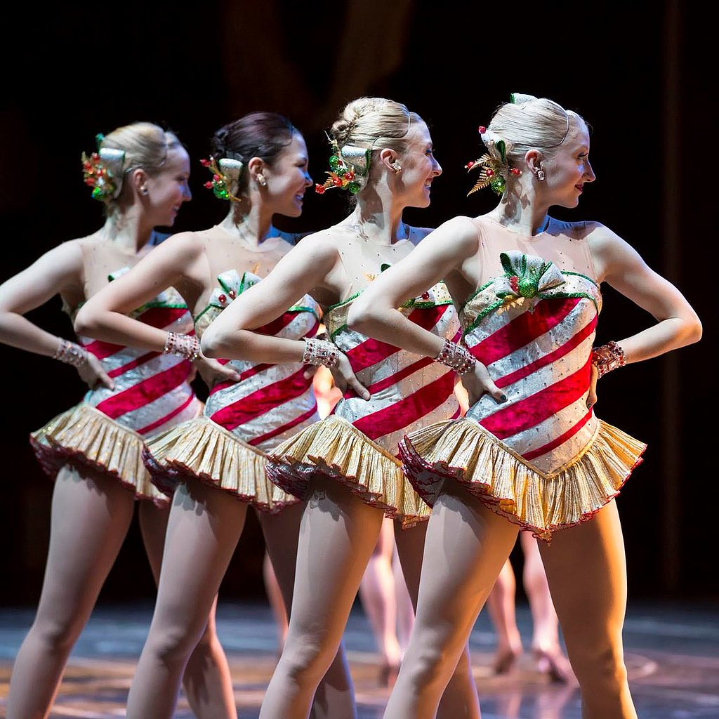 """I like to get tickets for my friends with kids to see the Rockettes Christmas Spectacular ($46-$149).  A little music is always good for the soul."" Source: Facebook user Radio City Christmas Spectacular"