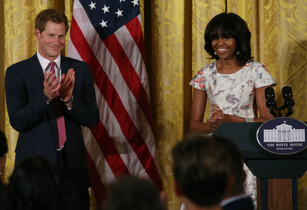 Prince Harry Thrills Washington Women