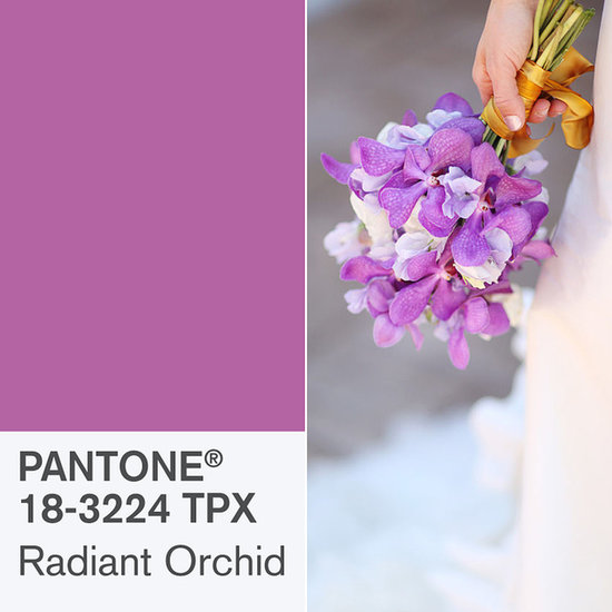24 Ways to Use Pantone's Color of the Year in Your Wedding