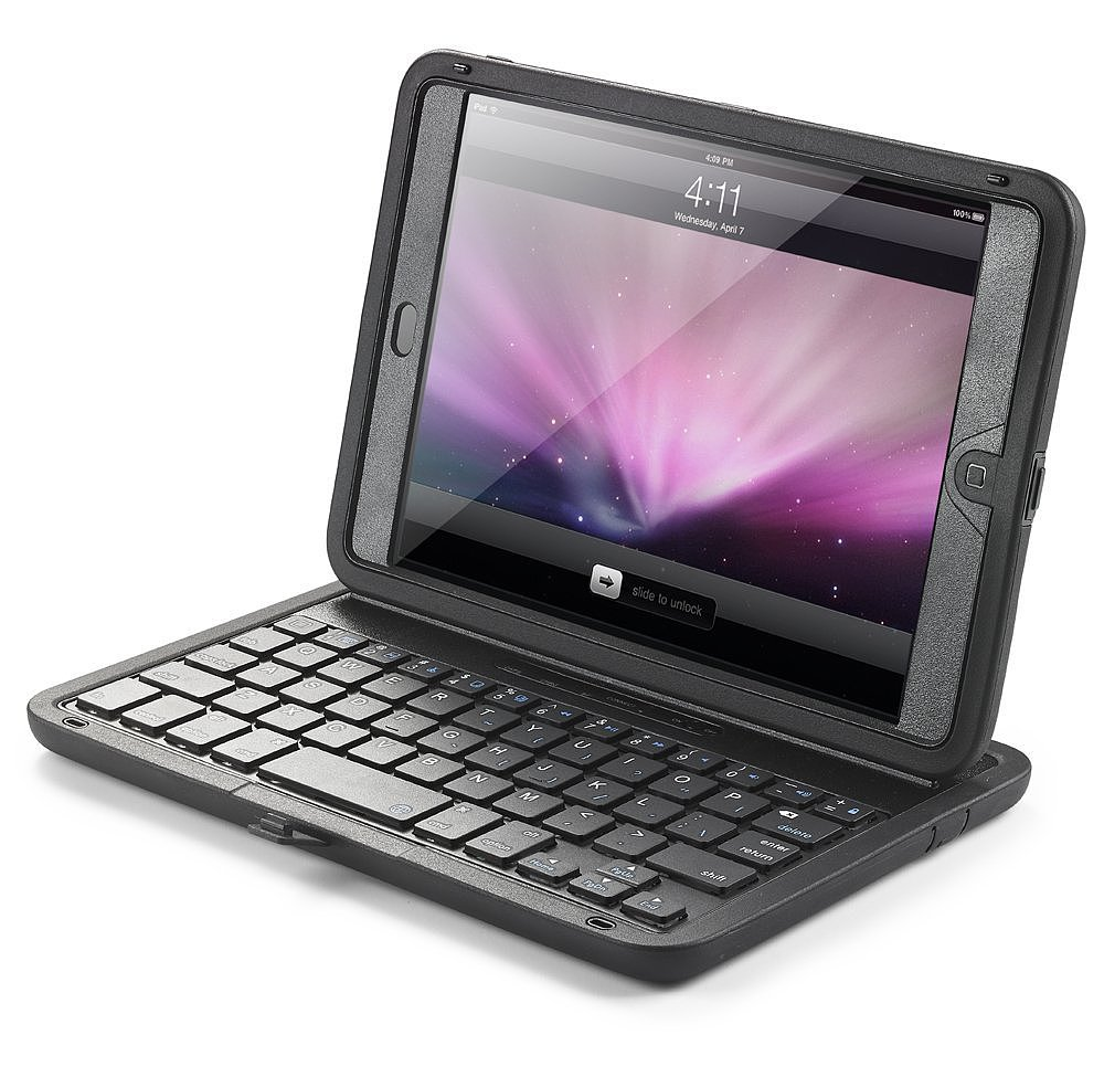 iPad Mini Retina and Trent Bluetooth Keyboard Case