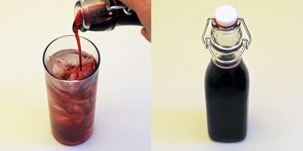 12 Days of Edible Gifts: Homemade Grenadine