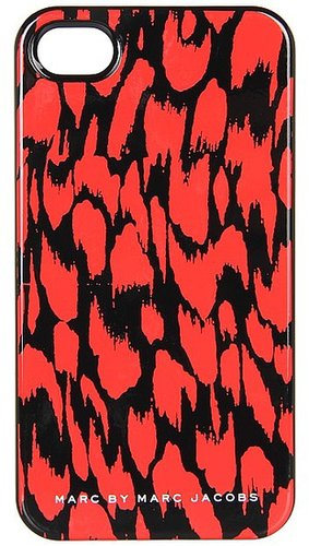 Marc by Marc Jacobs - Graphic Animal Phone Case (Red Multi) - Electronics