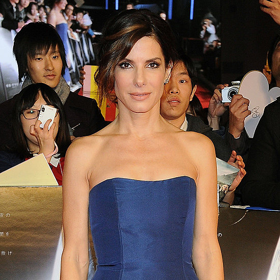 Sandra Bullock Hasn't Let Us Down on the Gravity Red Carpet