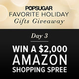 Favorite Holiday Gifts, Day 3: Win $2,000 to Amazon