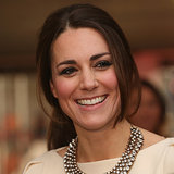 The Duchess of Cambridge Surprises Us With a Formal Ponytail