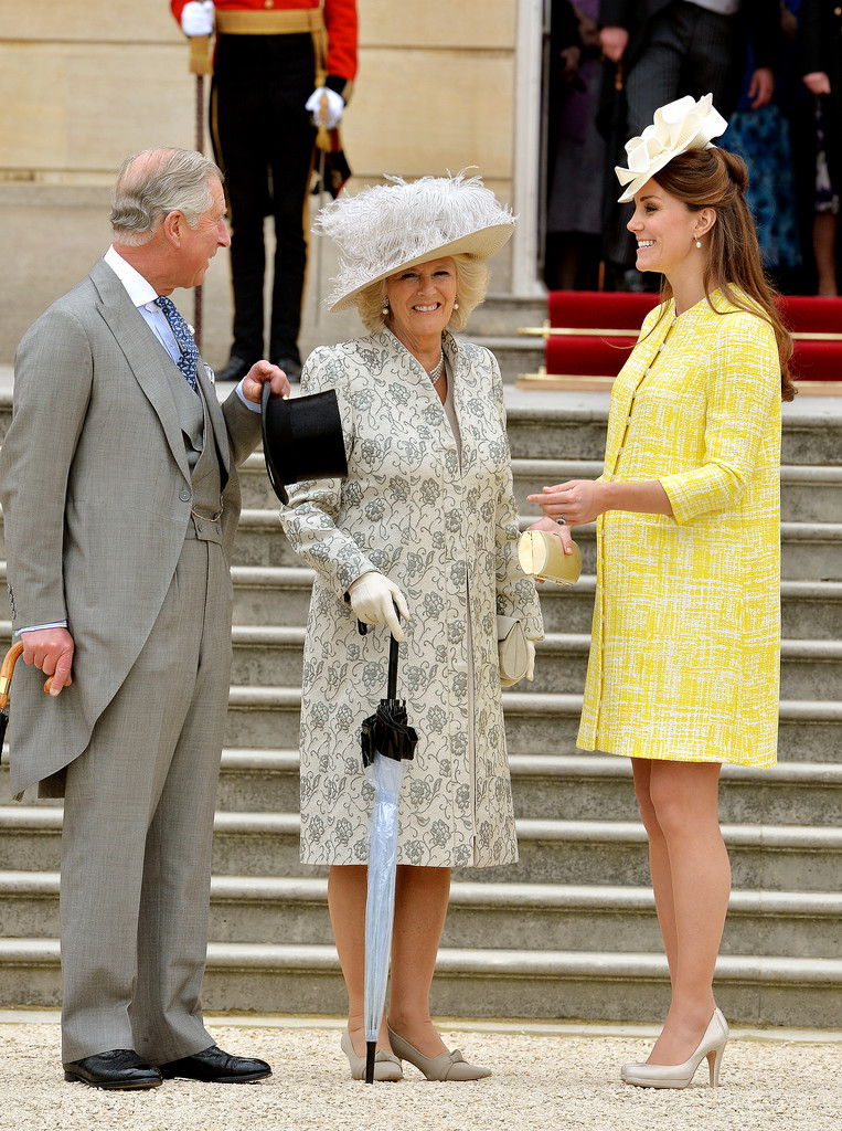 Kate Middleton got to spend some quality time with her in-laws.