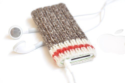 Sock Monkey iPod Nano Cover