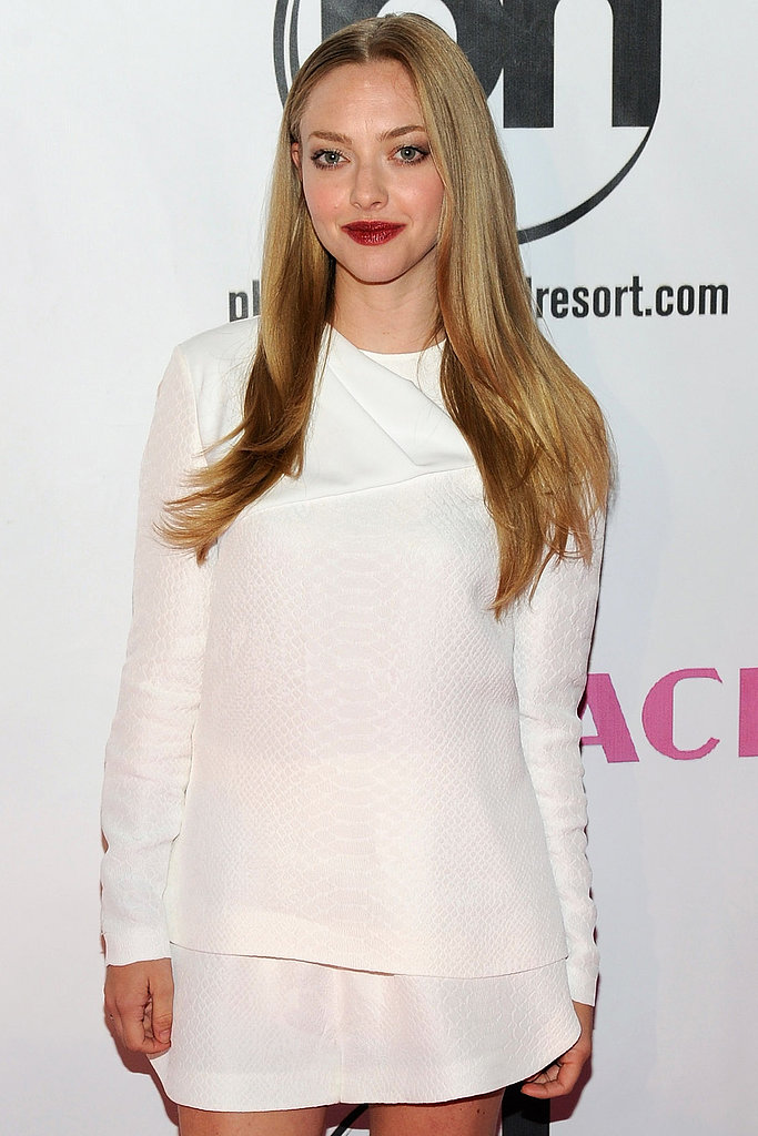 Amanda Seyfried joined He's F-ing Perfect, a romantic comedy from Will Ferrell's production company, Gary Sanchez. She'll play the female lead, a girl who finds the perfect guy and uses the Internet to find out how to become his perfect girl.