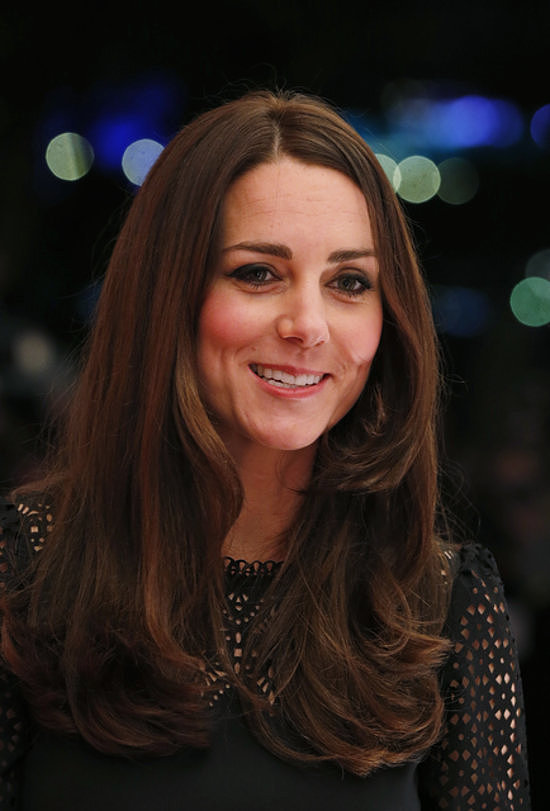 Hair Drama Galore For Kate Middleton!