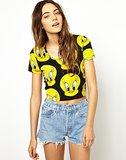 Looney Toones Crop Top