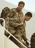 Prince Harry Returns From Afghanistan