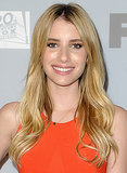 Emma Roberts: Brunette to Blonde