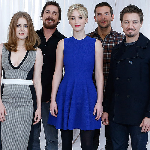 American Hustle Cast at NYC Screening and Photo Call