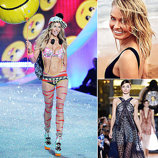 2013 Biggest Model Moments