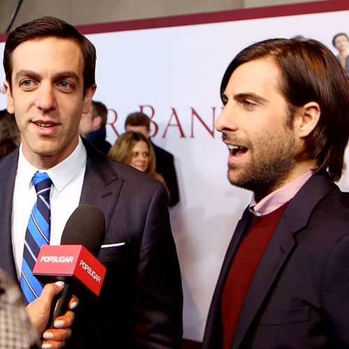 B.J. Novak Interview For Saving Mr. Banks | Video