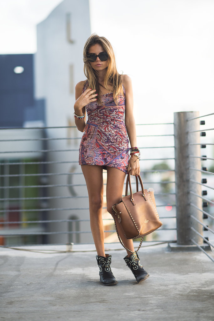 Beach- or city-bound, this little dress would fit right in.  Source: Le 21ème | Adam Katz Sinding