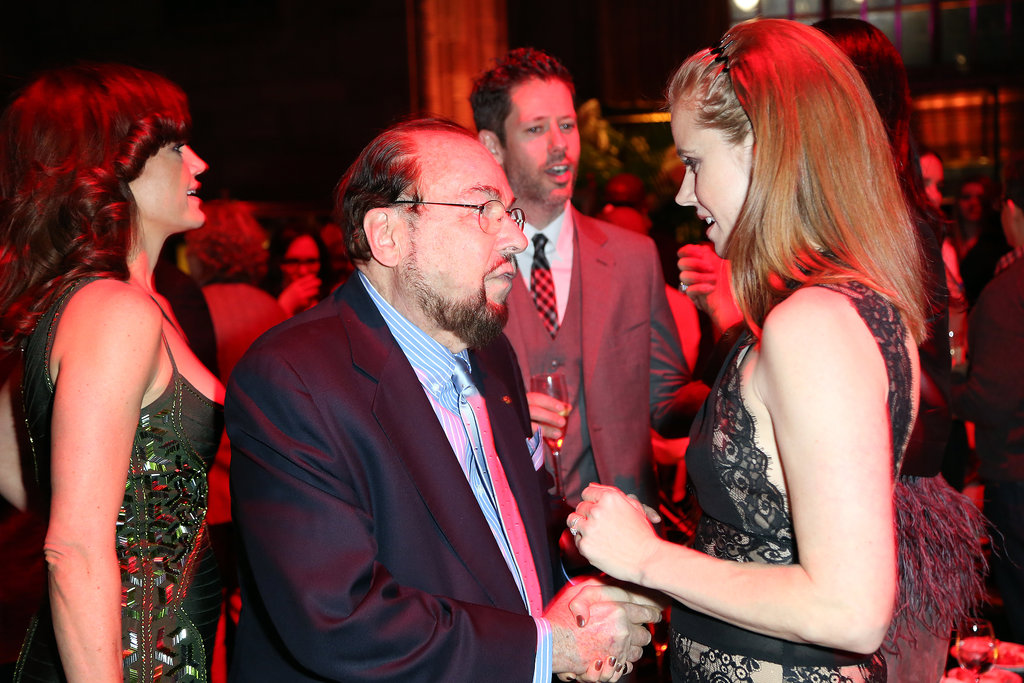 Amy Adams chatted with James Lipton.