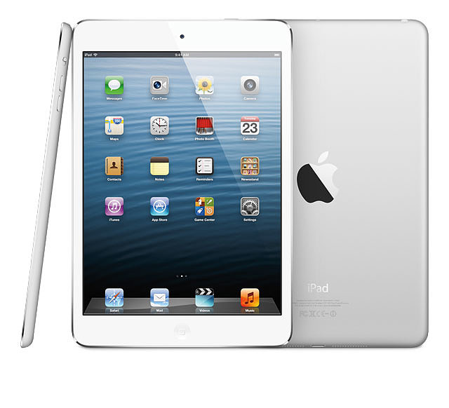 "iPad Mini ($399-$829) ""Because who doesn't love Apple?"""