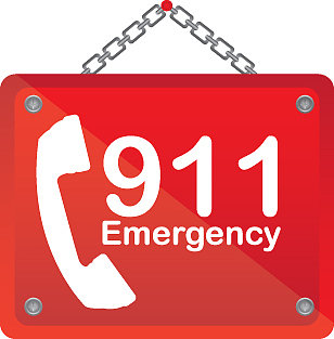 Use This Line When Calling 911