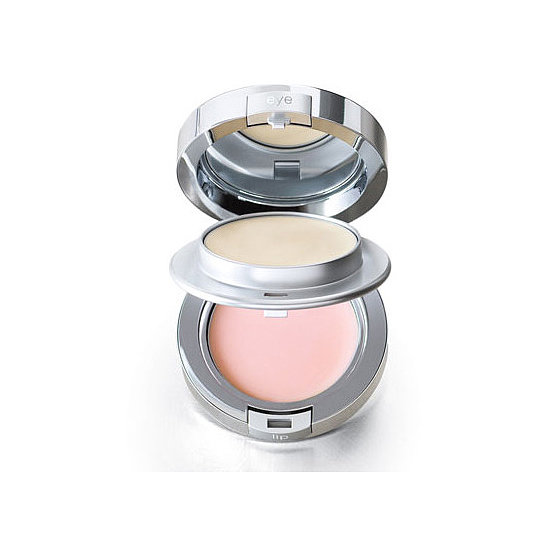 The La Prairie Antiaging Eye and Lip Perfection à Porter ($150) has the two top skin care essentials in one compact. Not only are you getting a luxurious lip balm, but there is also an eye cream. Insider tip: use these creams on cracked cuticles, too.