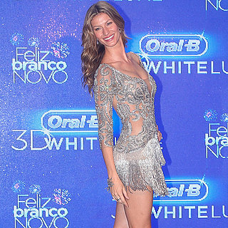 Gisele Bundchen Promoting Oral B in Brazil