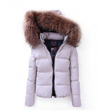 Winter fashion luxury raccoon super warm outwear parkas