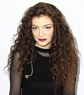 How to Wear Lorde's Black Lipstick