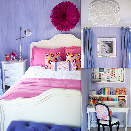Best kids 39 rooms and nurseries of 2013 popsugar moms 11 year old girls room