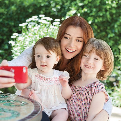 Alyson Hannigan Talks About How I Met Your Mother